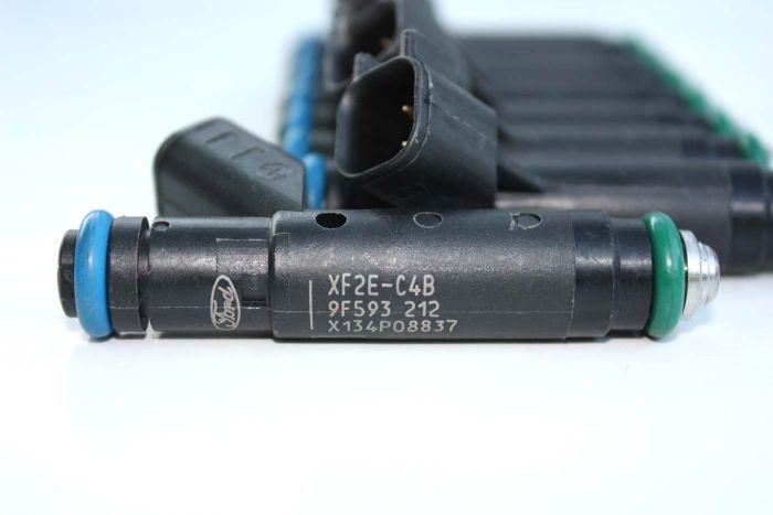 Jeep Wrangler Upgrade Fuel Injector Set NEW SIEMENS X 6
