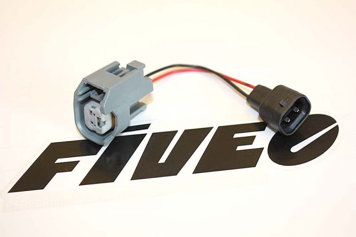 maschio no cavo Plug /& Play Gli adattatori X4 Donna DENSO EV6//USCAR per Subaru