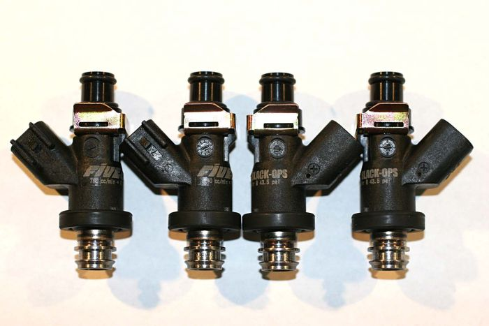 Black-Ops High Performance Fuel Injectors - 99-07 Hayabusa, Honda S2000
