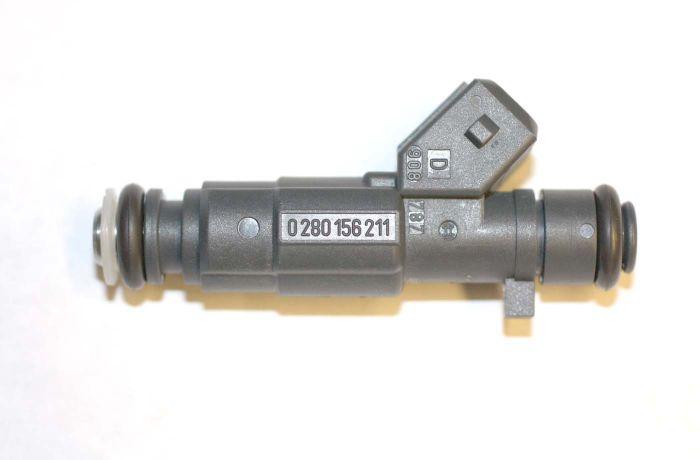Grey Knight Bosch 24lb Fuel Injectors Fiveo Custom  Flow