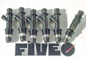 Refurb Single Fuel Injector Fit 00-03 Chevy Malibu 3.1L V6 OEM Delphi ^25323971